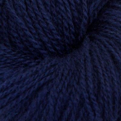 Fjord - Sokkegarn 2, marineblå