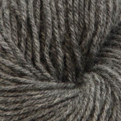 Fjell Sokkegarn 3, mørk grå