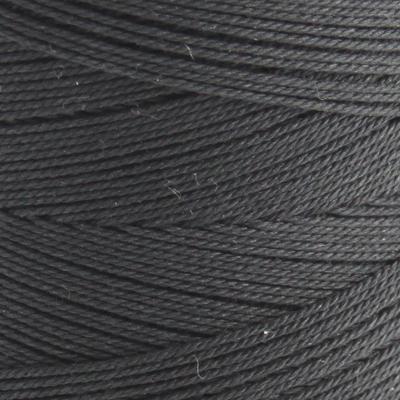 Bomull renningsgarn 12/9, svart - 500 g