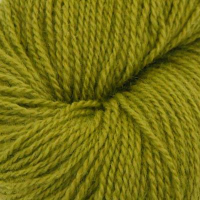 Fjord - Sokkegarn 2, lys olivengrønn