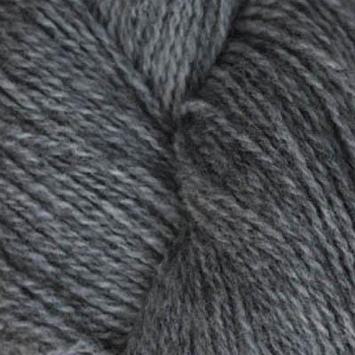 Fjord - Sokkegarn 2, mørk grå