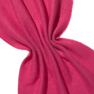 Nålefilt ull/silke 120 cm - 100g/m, rosa/passion red