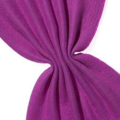 Nålefilt ull/silke 120 cm - 100g/m, fiolett/rosa