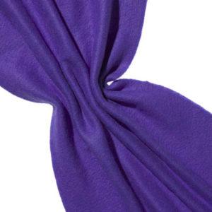 Nålefilt ull/silke 120 cm - 100g/m, kongeblå/fiolett