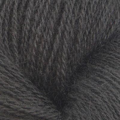 Norsk Pelsullgarn, svart
