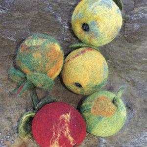 Epler - filtet med nål