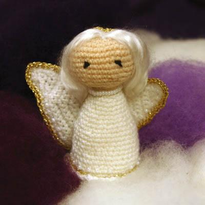Amigurumi - engel